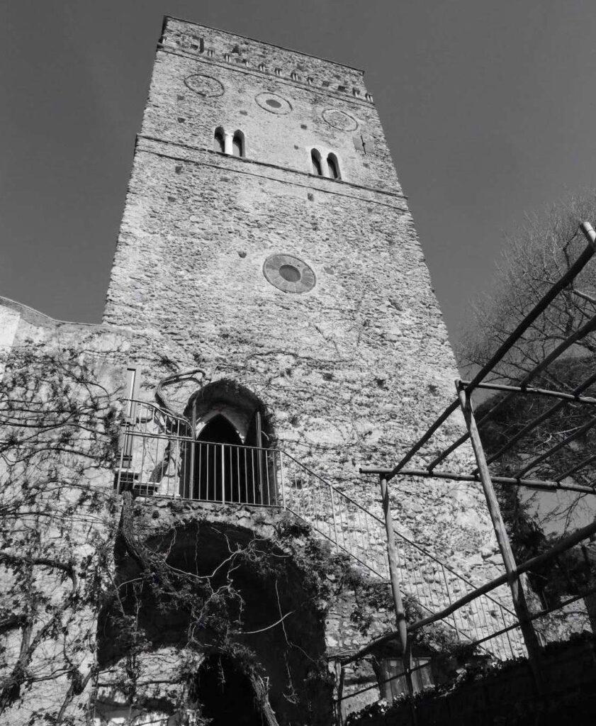 Torre Superiore di Villa Rufolo a Ravello